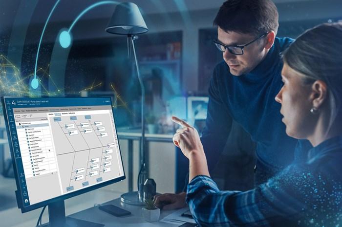 Siemens Digital Industries Software refiere que Teamcenter Quality ayudaa mantener sincronizados los procesos de desarrollo de productos.