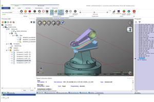La nueva actualizaciónde NCSIMUL, de Hexagon Manufacturing Intelligence, aborda la inestabilidad de la máquina de cinco ejes