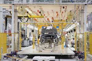 Producción y exportación de la industria automotriz durante marzo de 2021