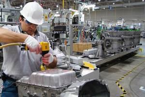 La Secretaría de Desarrollo Económico Sustentable de Guanajuato informó que durante 2020 el valor de la producción de las manufacturas fue de 745,880 millones de pesos