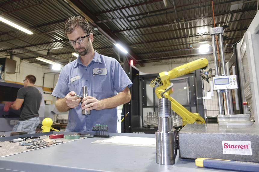 Tim Acres, automation leader