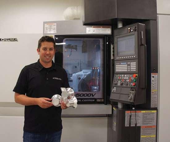Brian Ickler, shop owner