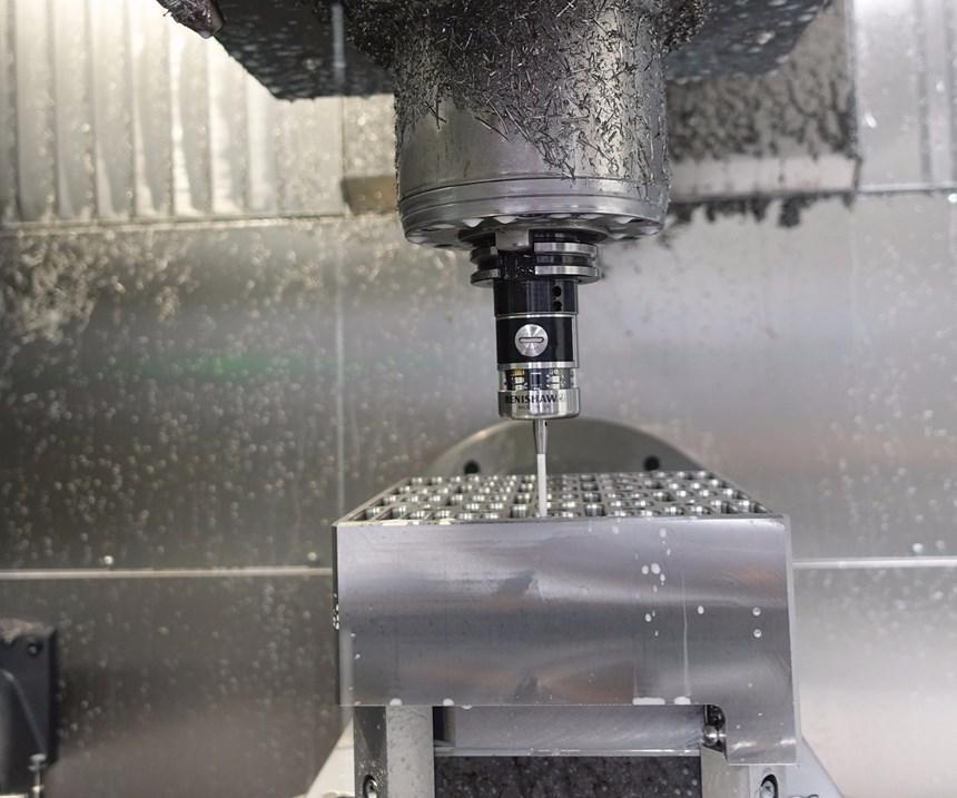 machine probing