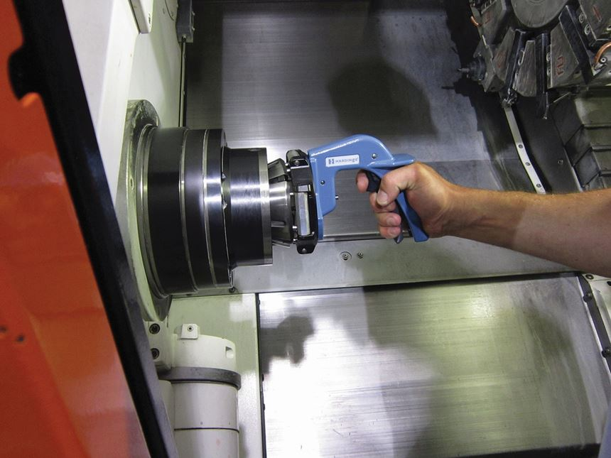 changing a collet