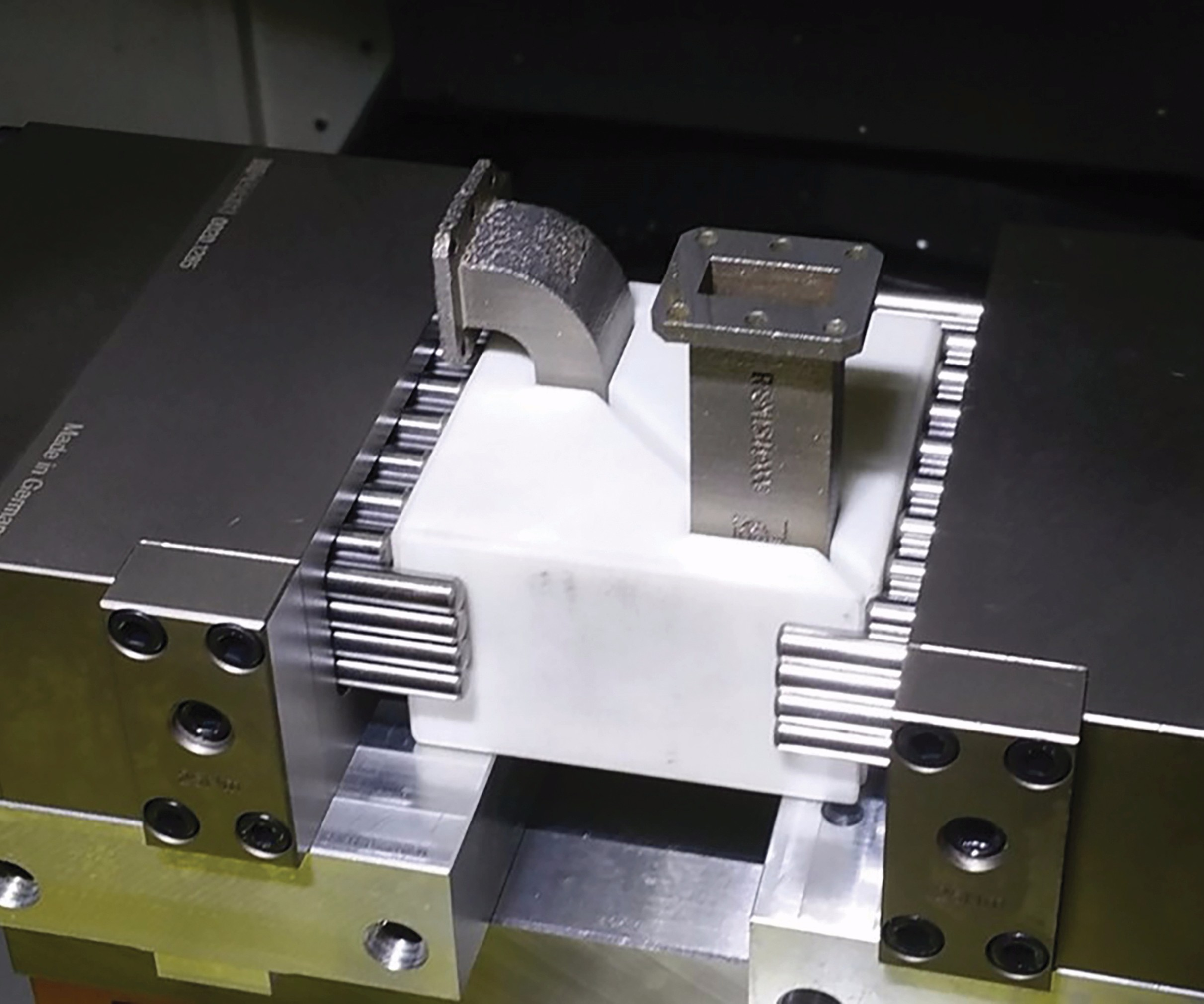 special 3d printed workholding