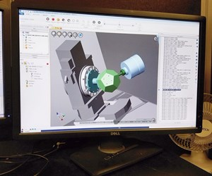 NCSimul 3D graphics