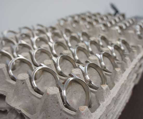 steel watch casings