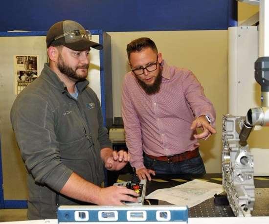 Marini Manufacturing Justin Graf