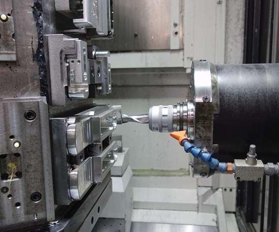 horizontal machining center