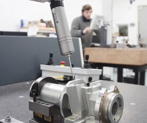 Zeiss Contura CMM with articulated probe holder