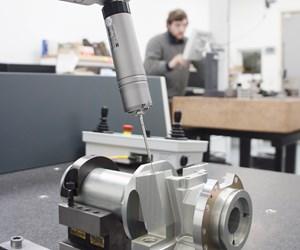 Zeiss Contura CMM with articulated probe holder