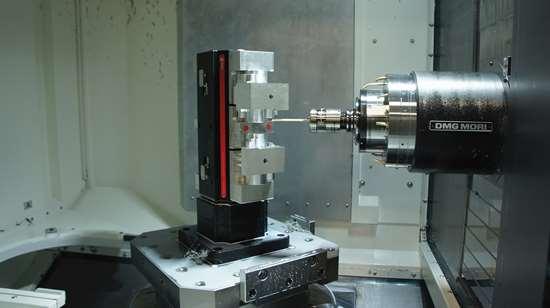 on-machine probe