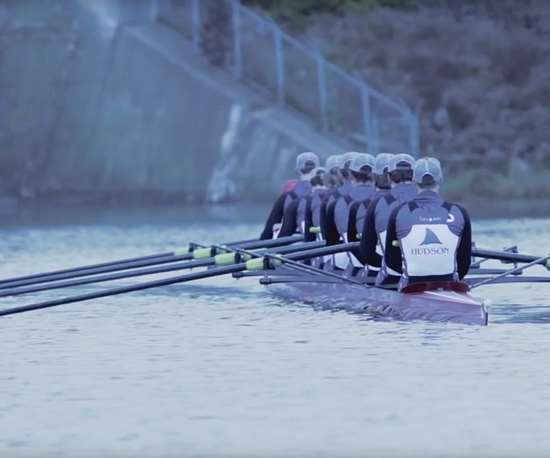Canadian national rowing team