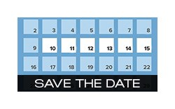 Save the date for IMTS 2018.