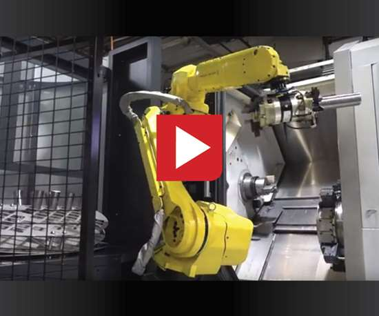 An Adaptable Automation System In Action   Production