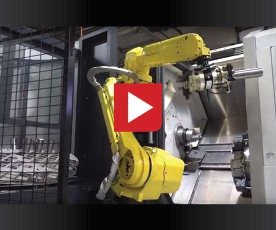 robot loading bar