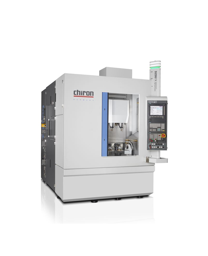 Chiron Dz08 FX Precision+