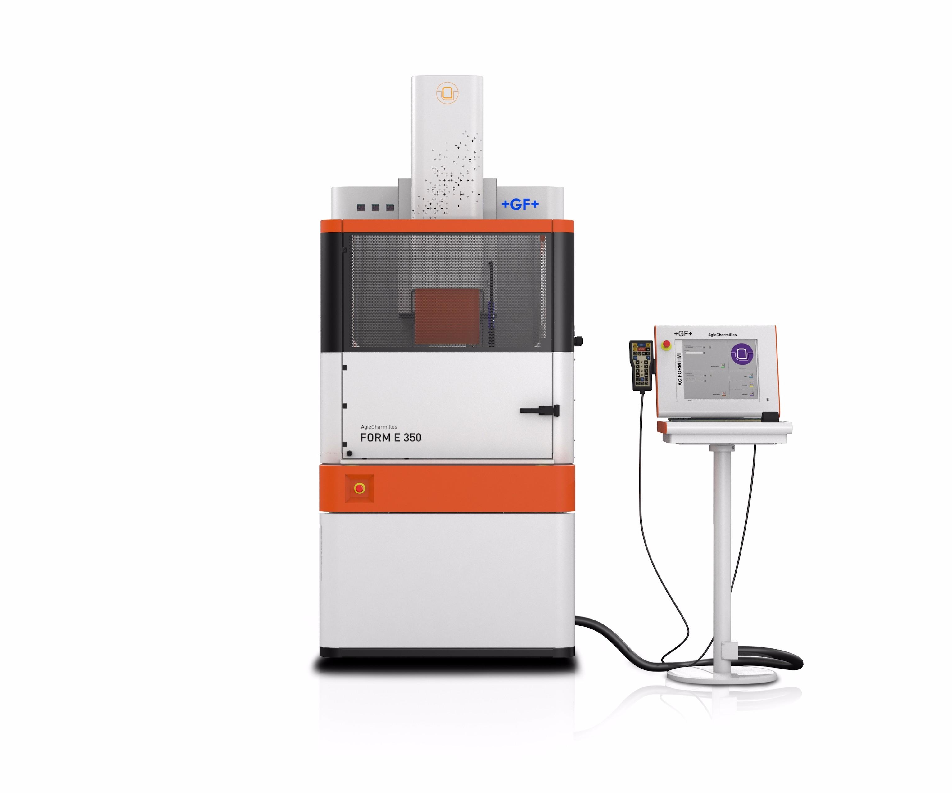 GF Machining Solutions' Form E 350