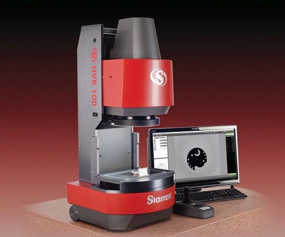 L.S. Starrett Co.'s HVR100-Flip