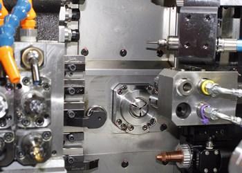 Tsugami's LaserSwiss SS207-5AX