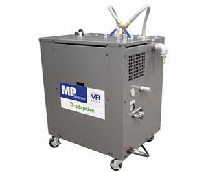 VR8 coolant system