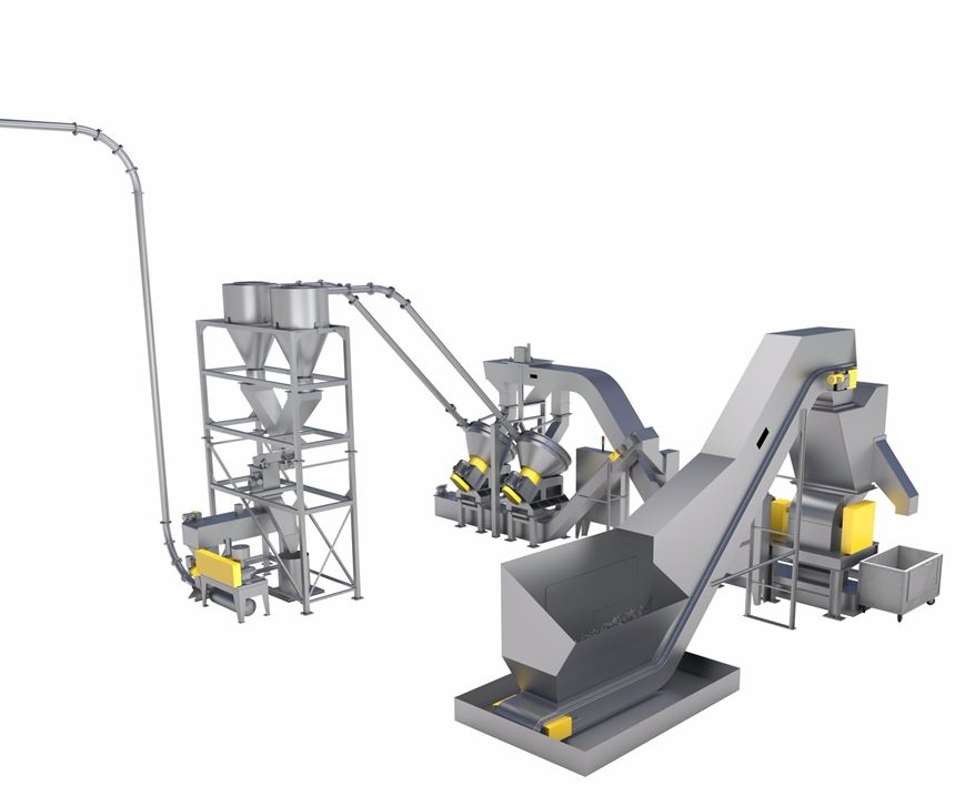 Scrap- and fluid-processing solutions