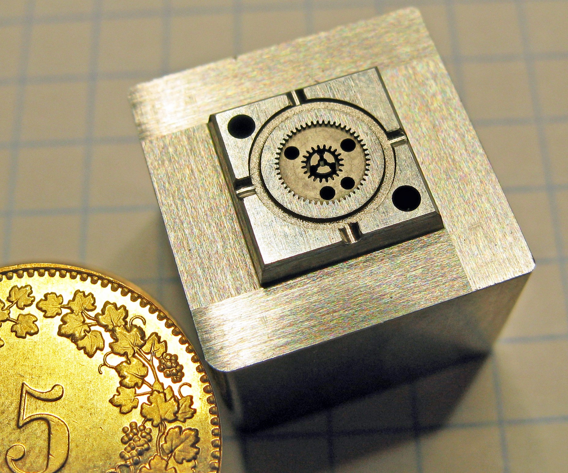 Moving Past Micro-EDM Boundaries: Modern Machine Shop