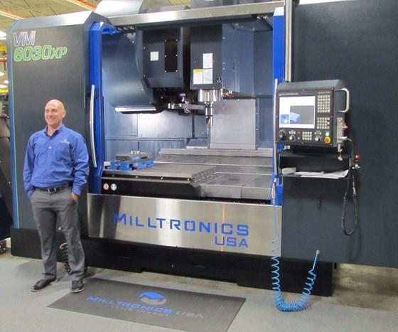 Milltronics VM6030XP