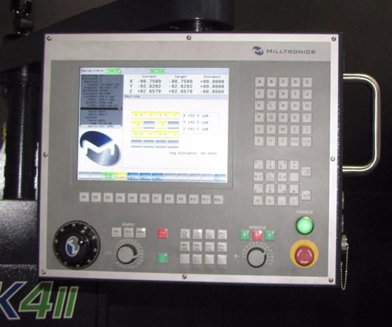 Milltronics 8200-B CNC unit