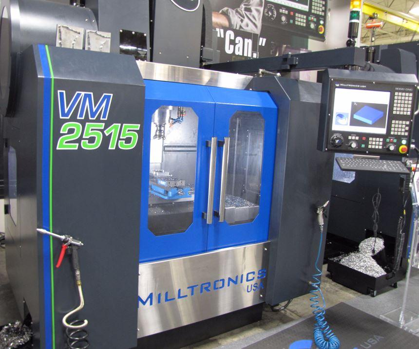 Milltronics VM2515