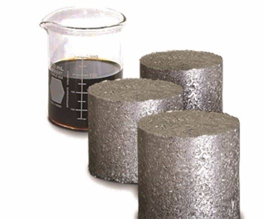 metal and fluid recycling