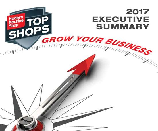top shops executive summary
