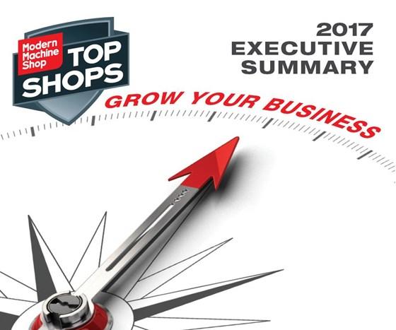 top shops executive summary