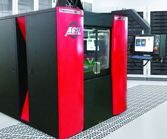 Tratech Corp. Advanced Grinding System (AGS)