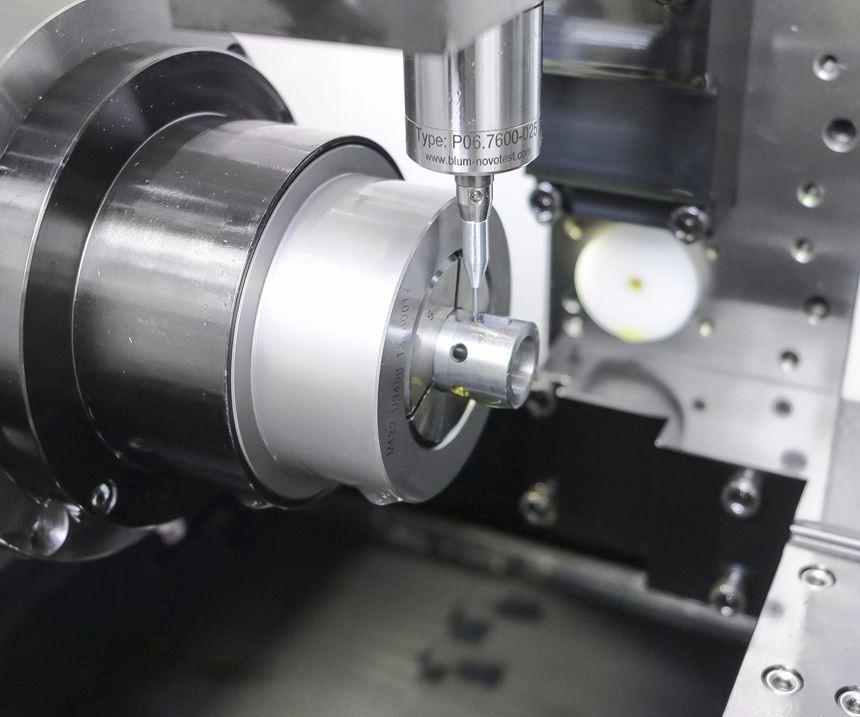 TC76-Digilog touch probe from Blum-Novotest