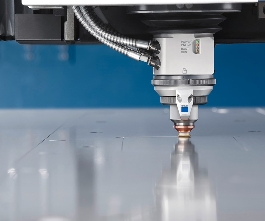 Highspeed Eco nozzle by Trumpf