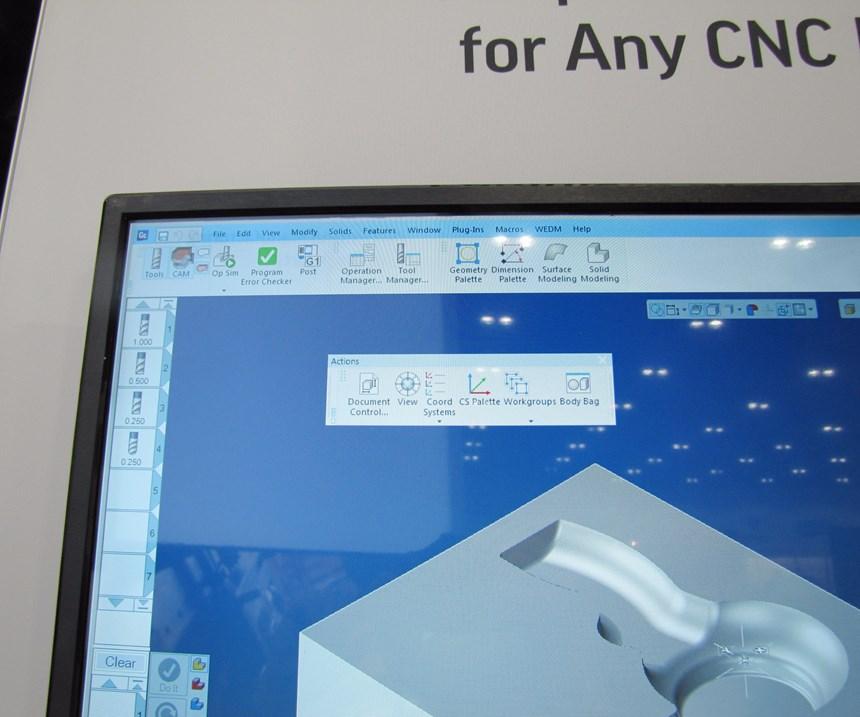 GibbsCAM 12 CAM CNC programming software