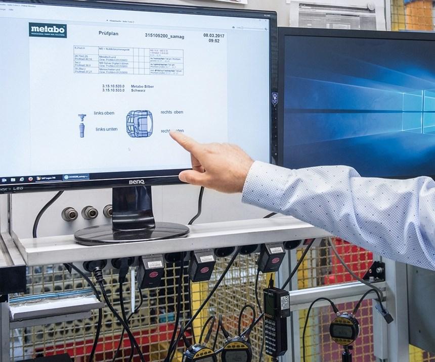 workpiece measurement plan software