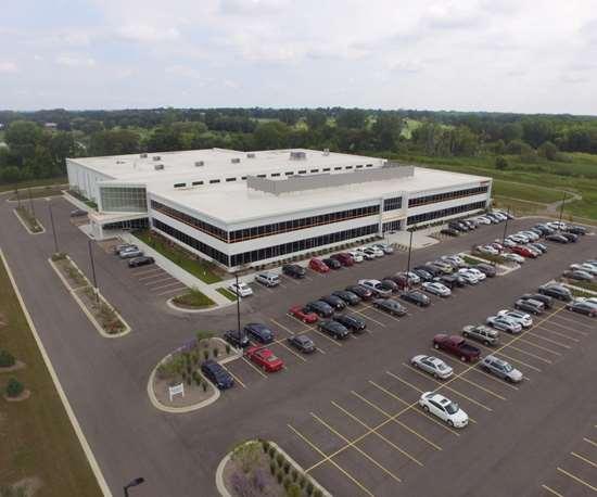 Renishaw's new U.S. headquarters in Illinois