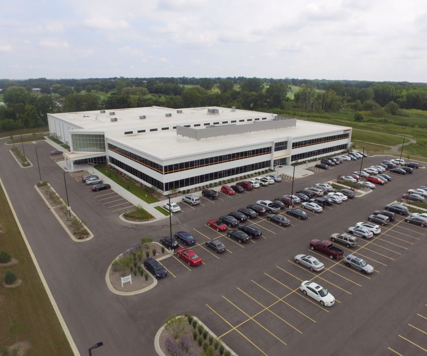 Renishaw's new U.S. headquarters in Illinois