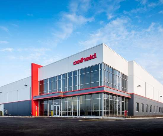 Oelheld's new U.S. headquarters