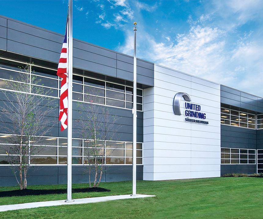 United Grinding new headquarters