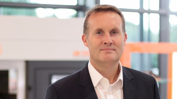 Marc Saunders of Renishaw
