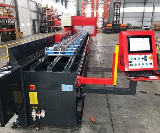 Flexdrill CNC