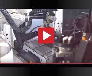 Video: High Production Rate on VMCs Using Robotic Automation