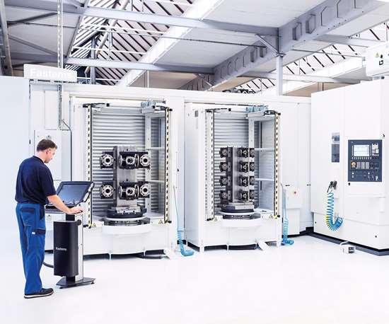 Fastems Manufacturing Management Software version 6