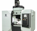Haas Multigrind five-axis grinding center