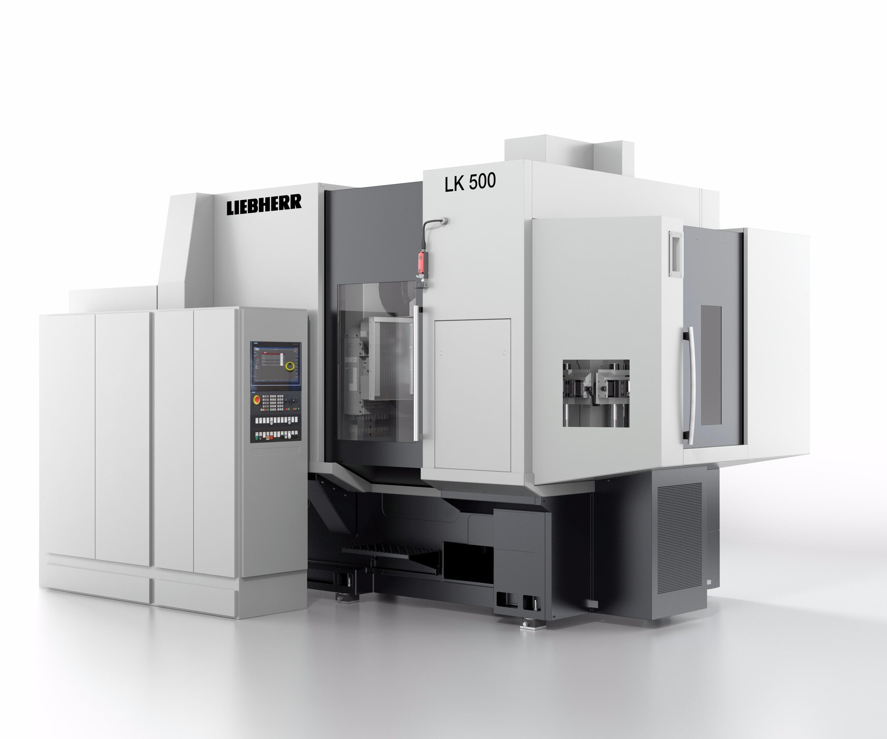 Liebherr LK 300 500