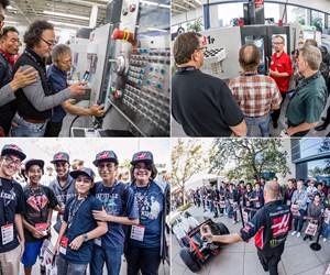 HaasTec photo collage