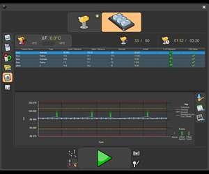 measurement data used to update tool offsets in real time